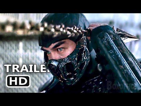 "MORTAL KOMBAT ""Sub-Zero VS Scorpion"" Trailer (NEW 2021)"
