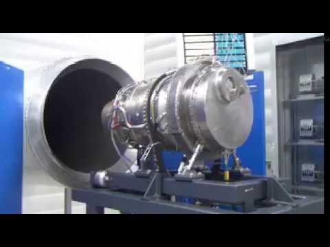 TEI - TS1400 Turboşaft Motoru İlk Ateşleme Testi [11.06.2018]