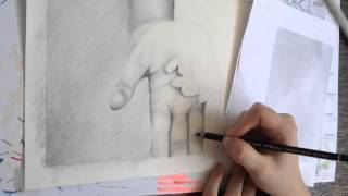 """""""Words can kill"""" - Anti-Bullying speed drawing"""
