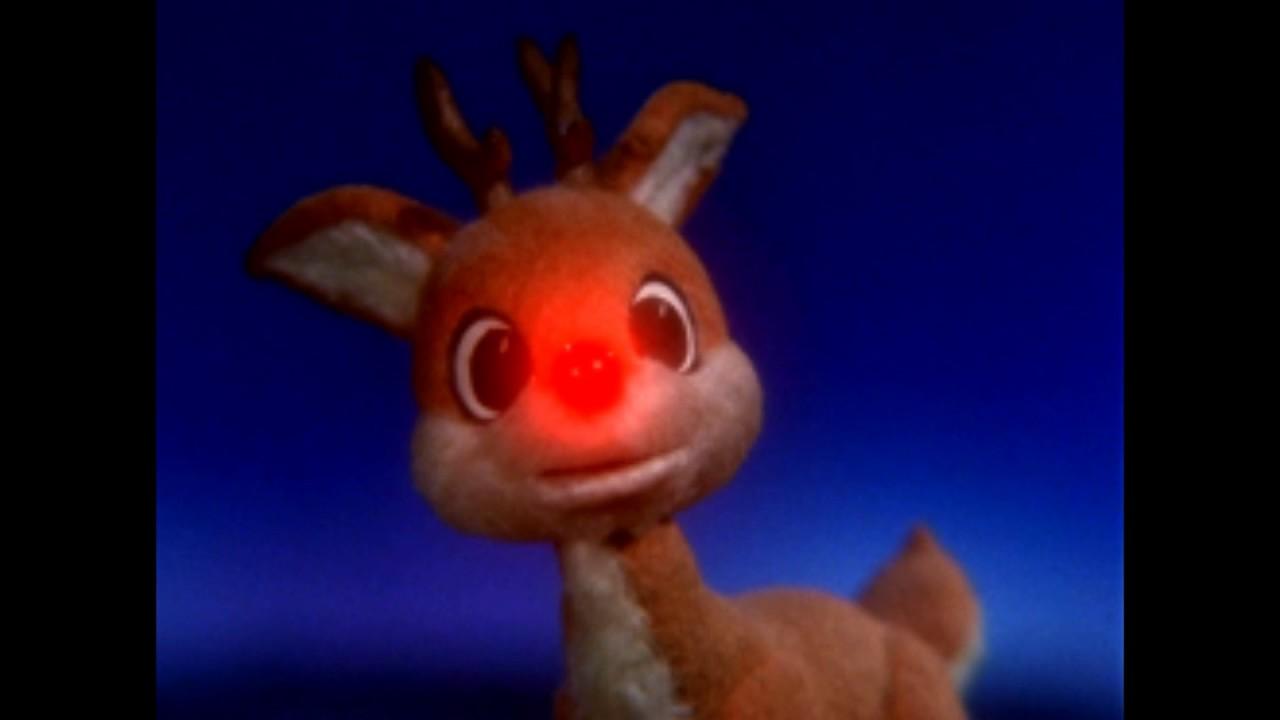 Rudolph La Renna Di Babbo Natale.Rudolph La Renna Dal Naso Rosso Youtube