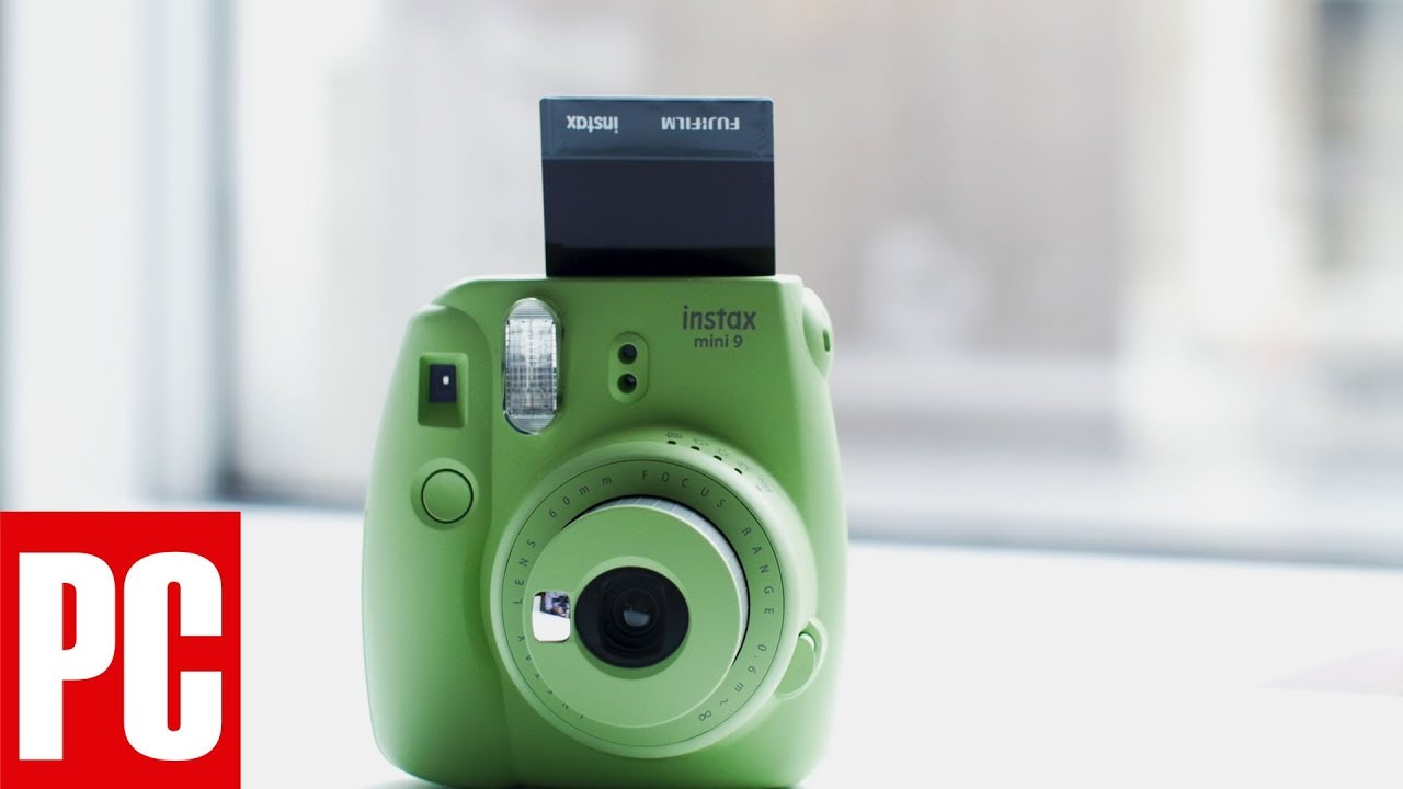 ba33d67f57e Fujifilm Instax Mini 9 Review - YouTube