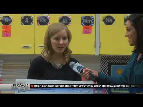 Heck Quaw Elementary School awarded One Class At A Time check