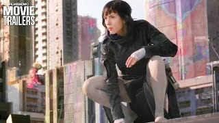 Ghost in the Shell | Steve Aoki Theme Song Remix Clip