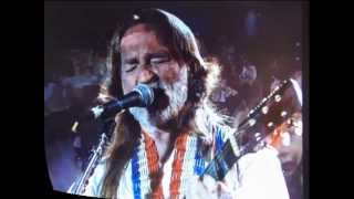 Willie Nelson ~~ Walkin