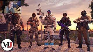 R6 YouTubers Squad Up! - Rainbow Six Siege