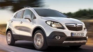 2016 Opel Antara redesign