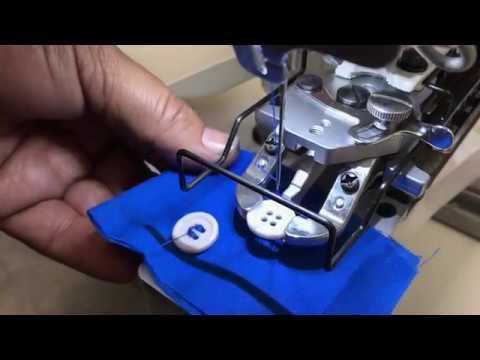 Máquina de Botón Jack JK-1377E-B