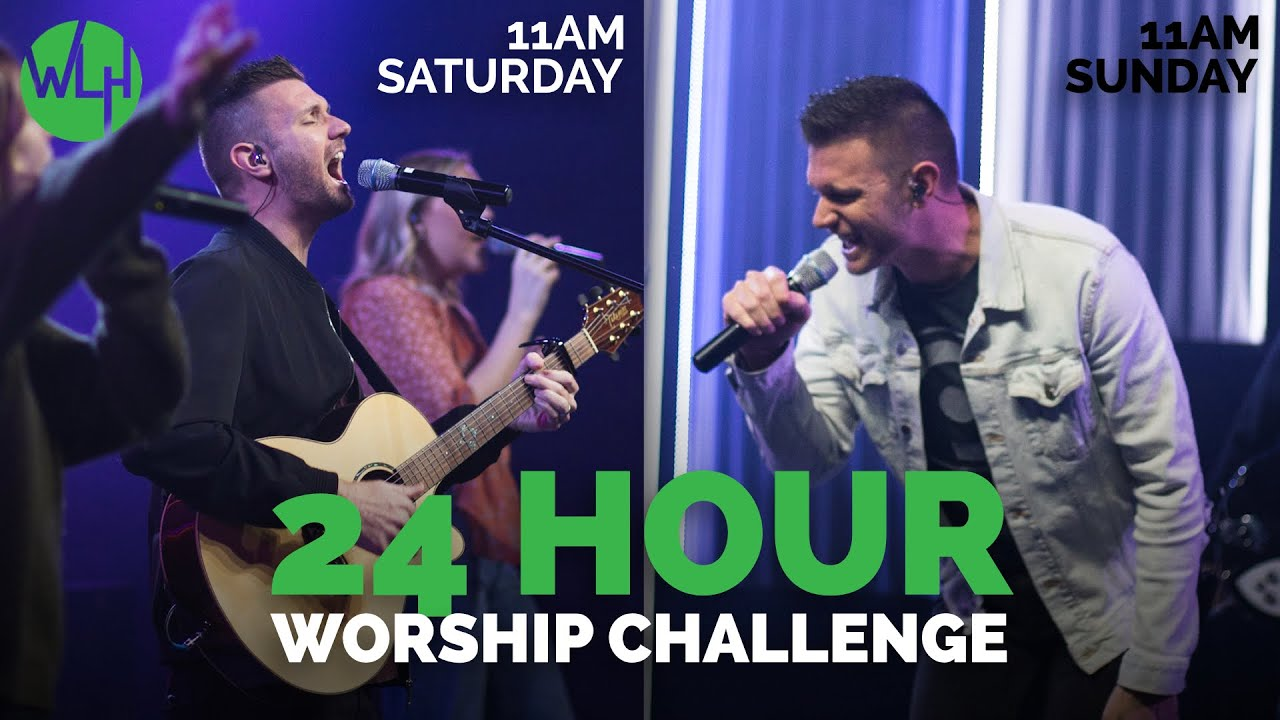 We Tried Worshiping For 24 Hours Straight | Behind the Scenes