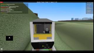 Roblox: Treni Ep 1 - Yay primo video!