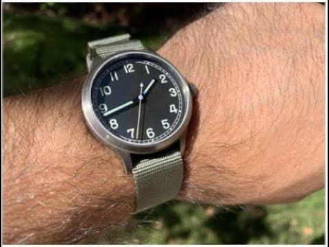 Titanium Field Automatic Watch