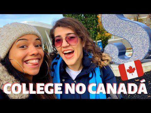 TOUR POR UM COLLEGE NO CANADÁ - SHERIDAN COLLEGE   Colleges em Ontário   Fer & Van