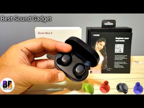 Noise Shots Neo 2 Earbuds Unboxing & Review   BR Tech Films