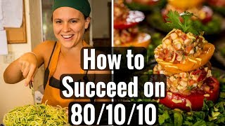 Succeed on 80/10/10 with Chef Erin's Top Tips 02