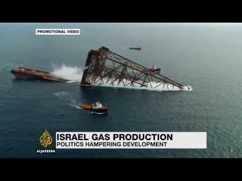 Politics hampering Israel gas development