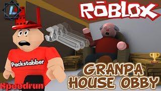 [ROBLOX SPEEDRUN] ESCAPE GRANDPAS HOUSE OBBY! 2:52 min. » Ludaris