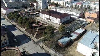 Капитальная стройка - Многофункциональный культурный центр в г.Карачаевск (13.02.2019)