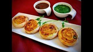 Stuffed Potato PinWheels/RAMADAN SPECIAL RECIPE/ Pinwheel samosa(COOKING WITH HADIQA)