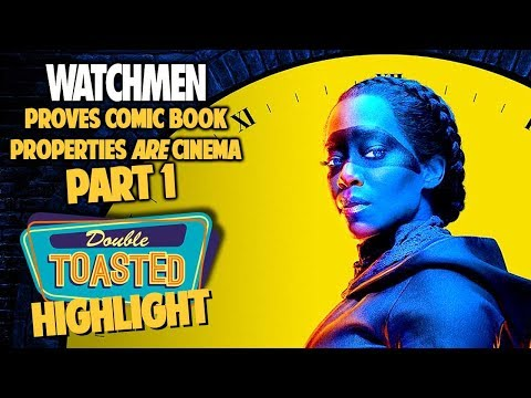 HBO WATCHMEN PROVES COMIC BOOK PROPERTIES ARE CINEMA PART 1 - Double Toasted