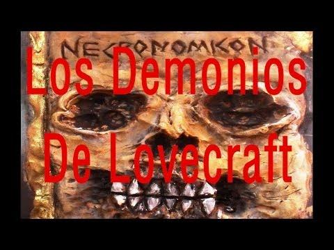 Los Demonios De Lovecraft