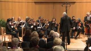 LES SOLISTES DE LUXEMBOURG Arthur Foote: Sérénade Op 25 Gavotte (Allegro deciso)