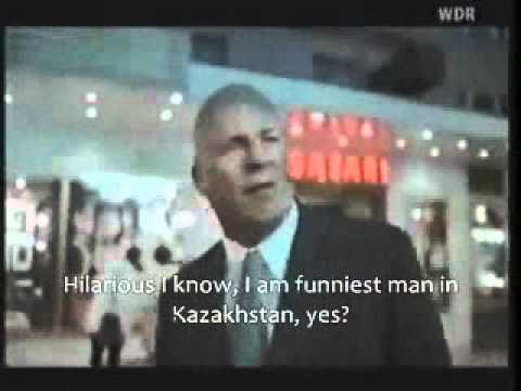 The Funniest Man In Kazakhstan
