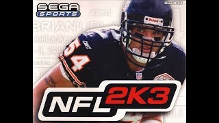 NFL 2K3 (PlayStation 2) - New England Patriots vs. Pittsburgh Steelers