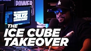 Ice Cube Talks 2Pac Compared to Kendrick, New Friday Sequel + Walk Of Fame Star
