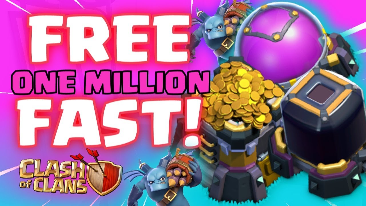 Clash Of Clans FREE LOOT STRATEGY NO GLITCH HACK TOWN HALL 14 UPDATE HERO PETS TRICK 2021