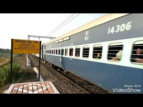 Howrah-Barddhaman main line special 9in1 action at TALANDU with MPS...