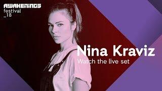 Awakenings Festival 2018 Saturday - Live set Nina Kraviz @ Area Y