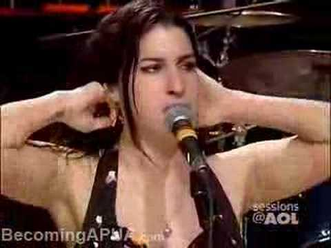 Amy Winehouse - You Sent Me Flying