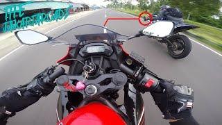 Lari 150km/h Dijempolin Rider Senja! | Kawasaki Ninja RR Mono Test Ride! (250 cc Single Cylinder)