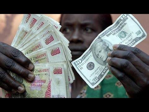 Zimbabwe, Billets d