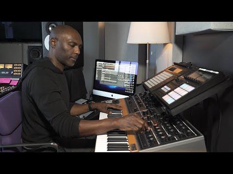 Tech Talk: Kenny Larkin Shares The Secrets Of His Studio (Electronic Beats TV)