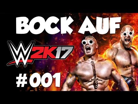 The Rock & John Cena. Traumpaar? 💪 WWE 2K17 Wrestling #001 |Bock aufn Game?