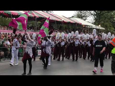 Handley High School Marching Judges