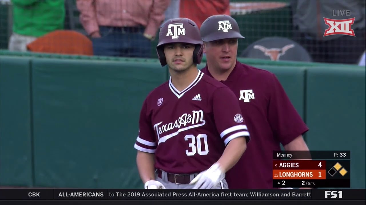 promo code 144e8 7da51 Texas vs Texas A&M Baseball Highlights