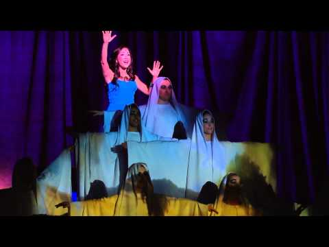 Diana DeGarmo and Ace Young In Joseph and the Amazing Technicolor Dreamcoat