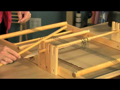 How to Warp and Weave on the Schacht Tapestry Loom
