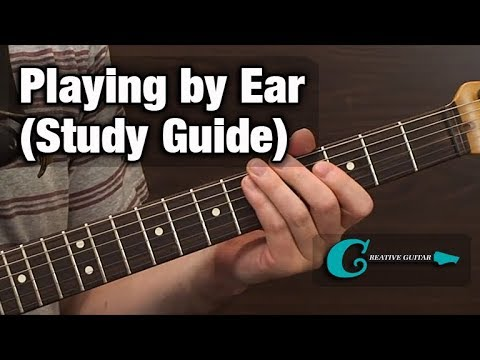 EAR TRAINING: Playing by Ear (Study Guide)