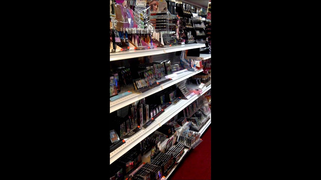 Tour of my local beauty supply store small store youtube for Salon equipment and supplies