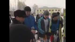 Зимние олимпийские игры в Н-Березовке