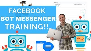 Beginner Facebook Bot Messenger Training Using ManyChat