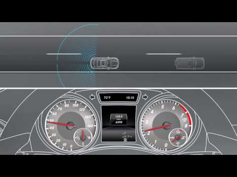 Mercedes-Benz CLA Blind Spot Assist Issues & Solutions