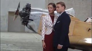 Repeat youtube video Ein großer Film entsteht: Elly Beinhorn - Alleinflug