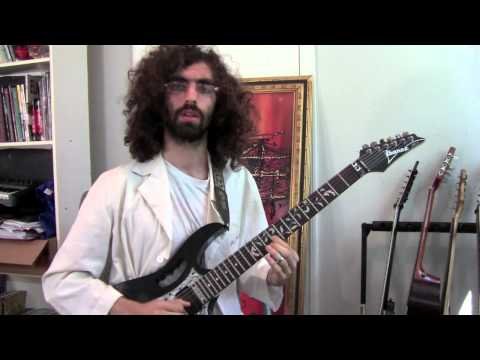 Melodic Shredding with Dr. Levin Part 1:  Transitional Shred