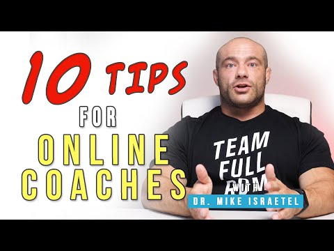 10 Tips for Online Coaches
