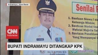 Bupati Indramayu Suspendi Ditangkap KPK