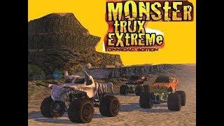 Monster Trux Extreme Offroad Edition PC Nestlé - 60fps + Download Link