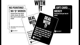 Gambar cover Deal With It - The New Drinking Game For Every Party